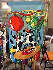 Party Animals Celebration Dog and Cat Handmade Decorative Flag