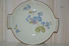 Sorau-Carstens-Porzellan-Marietta-Schale/Schüssel/Teller-Blaue Blumen