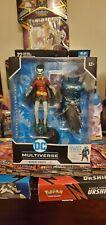 Robin Crow Mcfarlane toys Robin Earth 22 DC multiverse