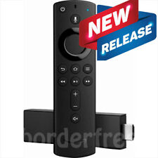 Amazon Fire TV Stick 4K with All-NEW Alexa Voice Remote (Latest 2018 version)