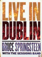 Springsteen Bruce & The Sessions Band - Live in Dublin