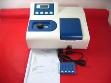 Visible Spectrophotometer 721 Lab Equipment 350-1020nm 6nm 220V tungsten lamp a