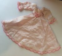 Sindy doll 1985 Maid of Honour Outfit 43082 Pink Dress vintage doll clothes