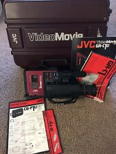 JVC GR-C1U Camcorder Complete as used by Marty McFly in Back to the Future movie