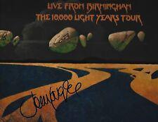 JOHN LODGE - LIVE - THE 10,000 LIGHT YEAR TOUR  2 LP 180g. RED VINYL AUTOGRAPHED