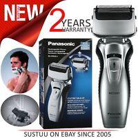 Panasonic ESRW30 Wet/Dry Pro-Curve Men's Shaver│Dual Blade│Washable│Rechargeable