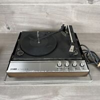 KB KP820 Retro Record Player with Combined Speakers. ******FOR PARTS ONLY*******