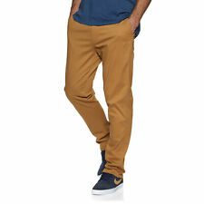 Element Howland Classic Mens Pants Chino - Bronco Brown All Sizes