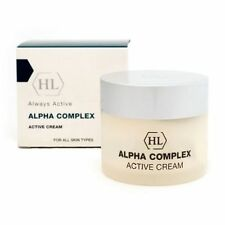 Holy Land Alpha Complex Active Cream 50 ml +  samples