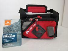 New Ozark Trail Utility Tray Fishing Tackle Bag Storage 3 Box Tray Organizer