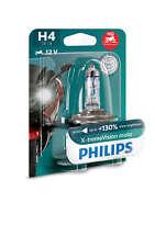 Una Lampada Lampadina Alogena Philips H4 X-tremeVision Moto 12V 60/55w P43t-38