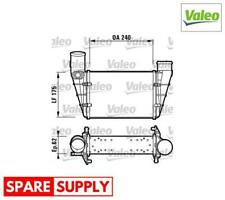INTERCOOLER, CHARGER FOR AUDI VW VALEO 817625