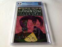 PHANTOM STRANGER 2 CGC 8.0 WHITE PAGES TOTEM COVER DC COMICS