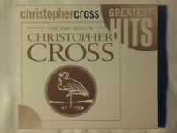 CHRISTOPHER CROSS The very best of cd USA