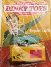DINKY TOYS BORGWARD ISABELLA MINIATURE 1:43 FRANCE CAR MODEL DE AGOSTINI ATLAS