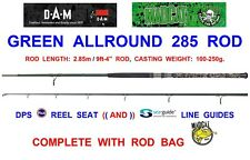 Madcat Rod Green Allround Catfish Casting 250gr Mt.2 85