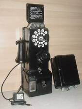An Antique 2-Piece, 5 Cent, 1940s Style Payphone- Well, Almost!