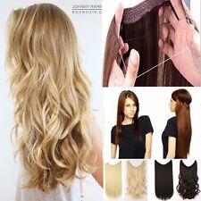 Headband Synthetic Long Straight Hair Extensions   eBay