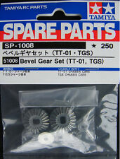 TAMIYA 51008 Bevel gear set