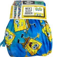 SpongeBob Squarepants - Men's Jogger Pajama Pants Size XL New Sleepwear