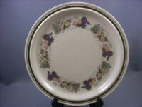 Royal Doulton Harvest Garland dinner plate.