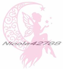 Vinyl fairy Decal/Wall/Laptop/Tablet /Car Decal/Art n Crafts/Embelishmet