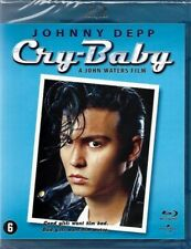 Cry-Baby (Johnny Depp) BLU-RAY NEUF SOUS BLISTER