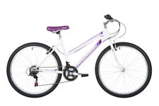 """Freespirit Tracker 26"""" mujer bicicleta de Montaña Blanco/morado"""