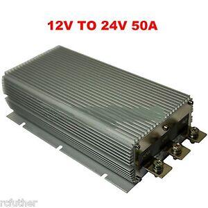 12V TO 24V 50A BOOST DC DC CONVERTER 50A 1200 Watt H50-12-24 daygreen generic