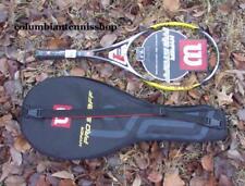 2 Wilson HPS 7.1 Zone unstrung racket rare 95 no case flex 55 to 57