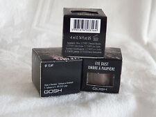 New GOSH Eye Dust 01 Clay Eye Shadow  Eyeshadow Sealed