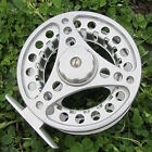 Aluminum Fly Fishing Reel 3/4 5/6 7/8 Choose Size Left and Right Hand Retrieve