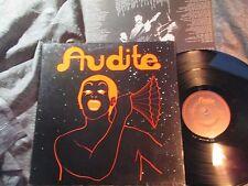 private PRESS: KRAUTROCK - AUDITE - same s/t Album w/Insert PROG PSYCH MONSTER