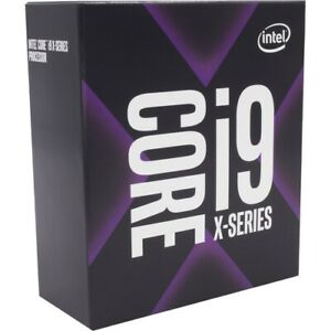 Intel Core i9-10900X X-Series Processor, 3.7 GHz, 10-Core