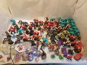 Lot of Infinity Figures