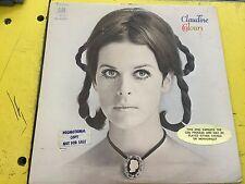 CLAUDINE LONGET LP Colours PROMO COPY LOUNGE POP (VG+)