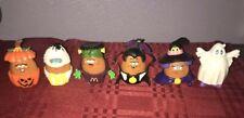 McDonalds McNugget Buddies Halloween & Ghost Grimace Figure Lot