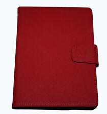 "TUCANO Uncino Custodia Folio rotante universale per tablet 7""/8"" - Rosso"