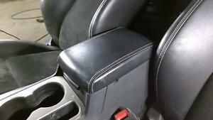 2012 Dodge Challenger SRT9 Center Console Lid (Dark Slate Gray ULDV)