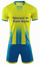 $22 with Sponsors names on the front, Names, Numbers on the back and shorts