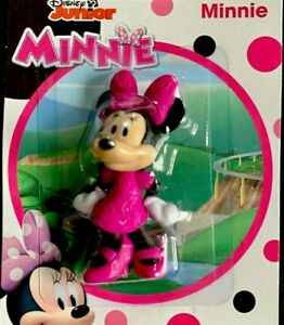 💜Minnie Mouse Figures💜 Disney Jr. Cake Topper