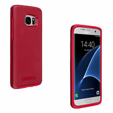 OtterBox SYMMETRY SERIES Case for Samsung Galaxy S7 Edge - FLAME RED/RACE RED