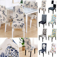 Home Dining room Chair Cover Multi-color Chair Cover Dining Seat Cover Protector