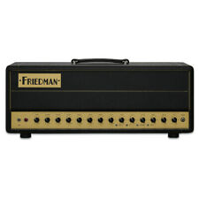 Friedman Amplification Be 50 Deluxe All-Tube Guitar Amp Head, 50w, 3 Channel