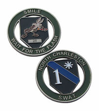 North Charleston S.W.A.T. Challenge Coin