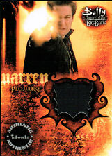 BUFFY THE VAMPIRE SLAYER BIG BADS PIECEWORKS CARD PW6 WARREN