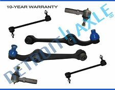 Brand NEW 6pc Complete Front Suspension Kit for the 1995 - 1998 Ford Windstar