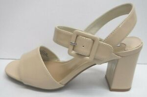 Steve Madden Size 8.5 Beige Sandals New Womens Shoes
