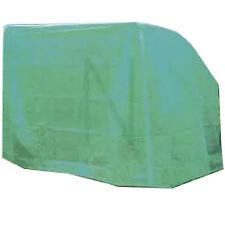 Telo di copertura per dondoli da 215x153x145 in poliestere idrorepellente verde