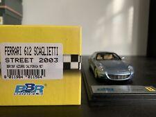 1/43 BBR 156F Ferrari 612 Scaglietti Street